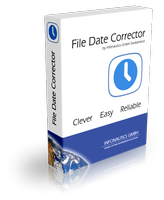 Restore Original Creation Date With File Date Corrector